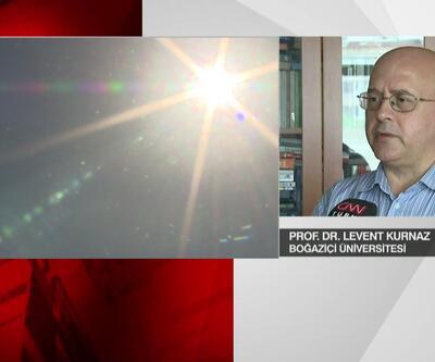 Prof. Dr. Levent Kurnaz: İstanbul'da sıcaklık 50 dereceye çıkabilir