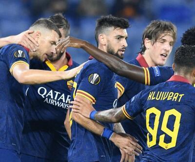 Başakşehir Roma'da kayboldu: 4-0