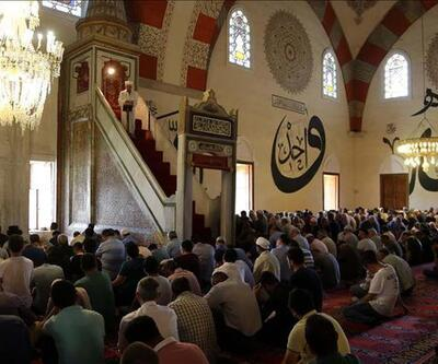 Cuma saatleri (81 il) Ankara, İzmir, İstanbul Cuma namazı saat kaçta?