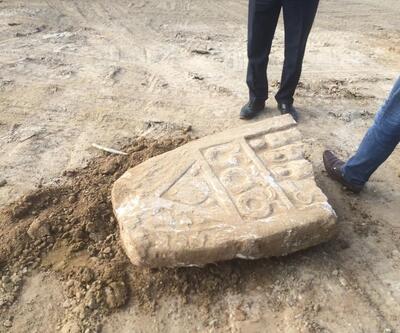 Okul temeli kazısında bulundu! Roma dönemine ait