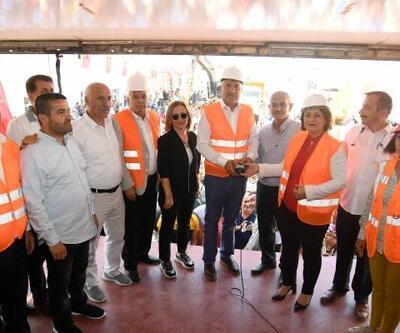 Adana'da kanalizasyon şebekesi temeli atıldı