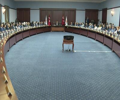 AK Parti yeni yargı paketini istişare için MHP'ye sundu