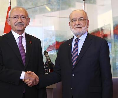 Karamollaoğlu'ndan Kılıçdaroğlu'na ziyaret