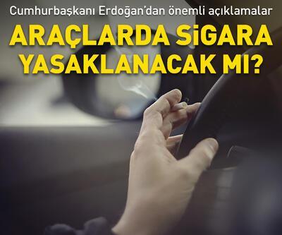 Araçlarda sigara yasaklanacak mı?