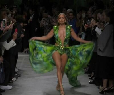 J-Lo Milano'nun yıldızı oldu