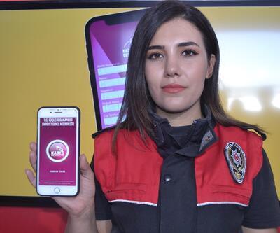 Kadınlar için 'imdat butonu' TEKNOFEST'te tanıtıldı