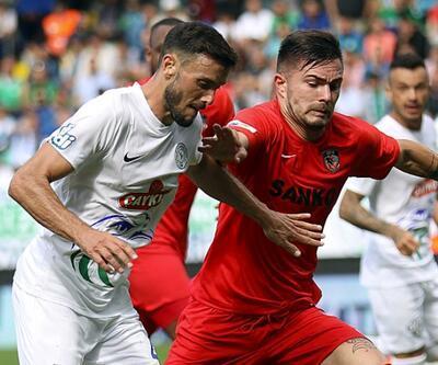 Gazişehir deplasmanda Rizespor'u yendi