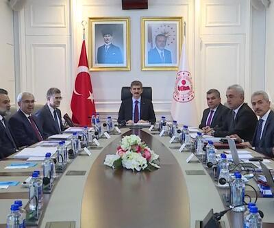 Kolluk Gözetim Komisyonu ilk kez toplandı