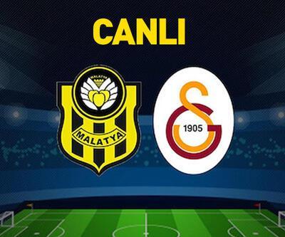 Yeni Malatyaspor Galatasaray CANLI YAYIN