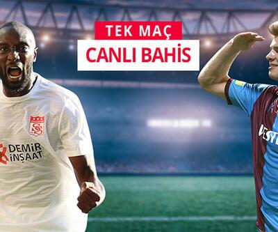 Sivasspor-Trabzonspor mücadelesine misli.com'da CANLI OYNA