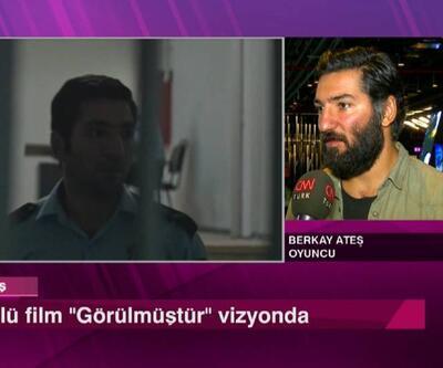 Ödüllü film 'Görülmüştür'ün başrol oyuncusu ve yönetmeni Afiş'e konuk oldu