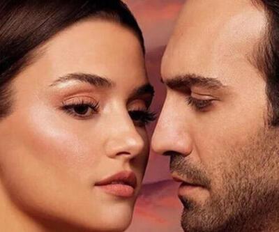 Hande Erçel ve Buğra Gülsoy'un Cannes heyecanı