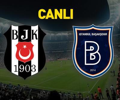 Beşiktaş Başakşehir CANLI YAYIN