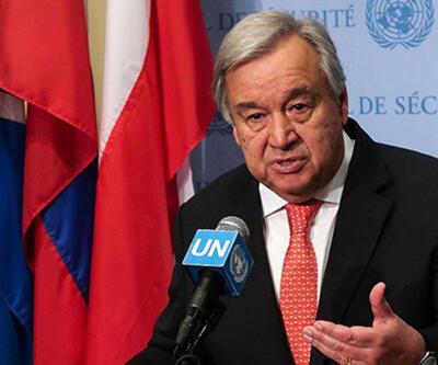 BM Genel Sekreteri Guterres: Suriye anayasa komitesi oluşturuldu
