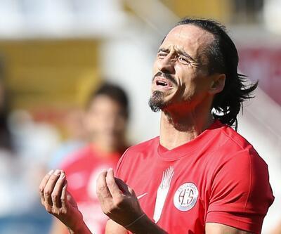 Antalyaspor'dan hakem çağrısı