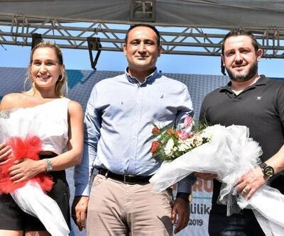 Nihat Kahveci ve Sema Aydemir, alternatif ulaşım ve sporu anlattı