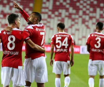 Sivasspor 90+6'da Trabzonspor'u yendi