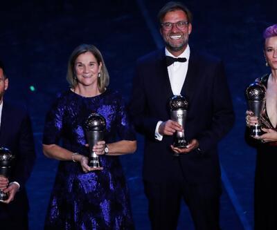FIFA yılın en iyi futbolcusunu belirledi