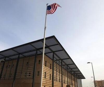 ABD Bağdat Büyükelçiliği yakınına havan toplu saldırı
