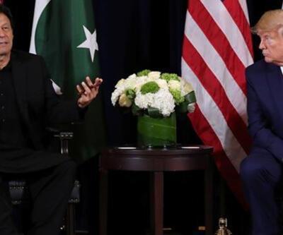 Pakistan Başbakanı İmran Han'dan Trump'a: Başarısız oldunuz!