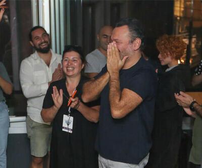Ali Sunal ekibi bu sefer ağlattı