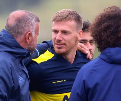 Fenerbahçe'de Serdar Aziz sürprizi
