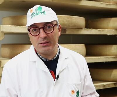Para Dedektifi Cem Seymen, Fransa'nın dünyaca ünlü Comte peynirinin başarısının sırlarını ekrana taşıdı