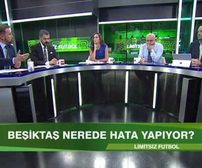 Beşiktaş nerede hata yapıyor? Galatasaray'daki rotasyon doğru muydu? Limitsiz Futbol'da konuşuldu