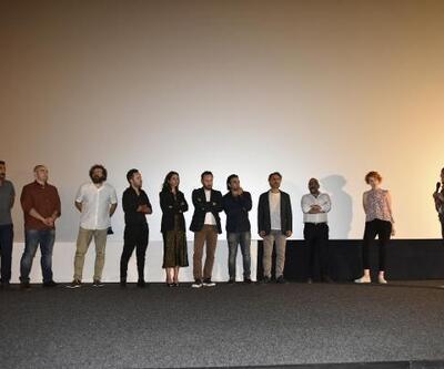 Altın Koza'nın ikinci günündeiki film galası