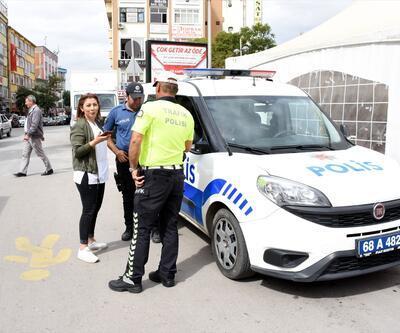 Araçtasigarakullanan sürücü ve yolculara ceza