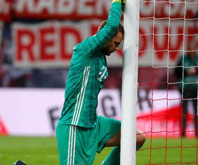 Bayern'den Alman Milli Takımı'na Neuer resti!