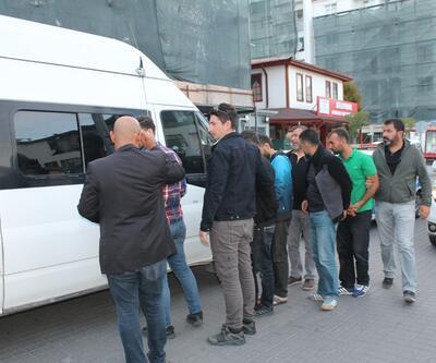 Ankara'da milyonluk vurgun yapan çete çökertildi