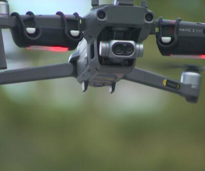 Dronla devriye dönemi başladı