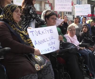 Manisalı kadınlardan Diyarbakır annelerine destek