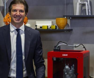 3D yazıcı pazarına yerli oyuncu