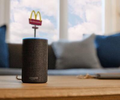 McDonald's Alexa ve Google Assisstant ile işçi aramaya başladı