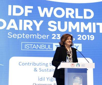 Dünya Süt Zirvesi, ilk kez Türkiye'de düzenlendi