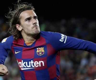 Barcelona'ya Griezmann transferinden 300 euro ceza