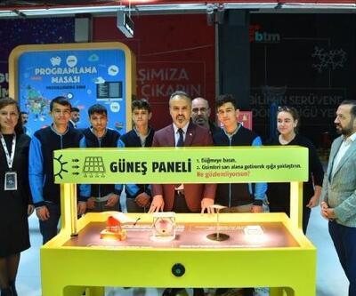 Bursa'da sessiz bilim etkinliği