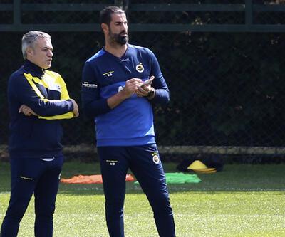 Fenerbahçe'de çok gizli antrenman
