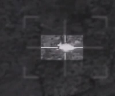 MİT tespit etti, savaş uçakları vurdu