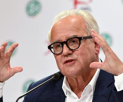 Almanya Futbol Federasyonu'nun yeni başkanı Fritz Keller