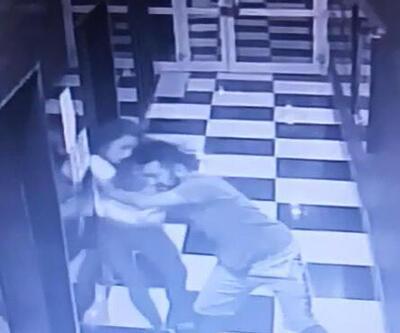 Araştırma görevlisi asansör boşluğuna itti