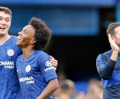 Chelsea 2 golle kazandı