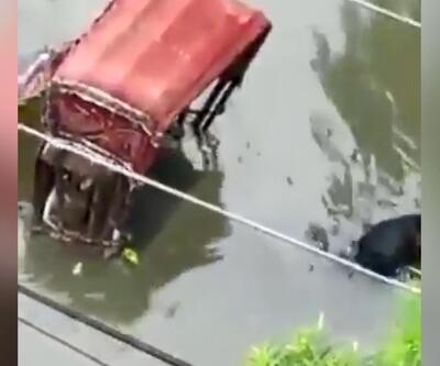 Hindistan'da sel: 4 günde 80 kişi öldü