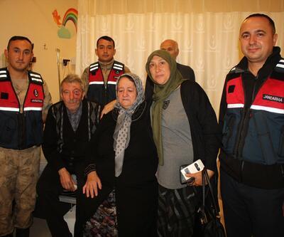 Misafirliğe gittiği köyde kaybolan alzheimer hastası bulundu