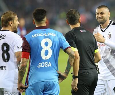 Trabzonspor 4-1 Beşiktaş MAÇ ÖZETİ