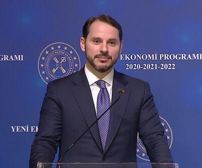 Bakan Berat Albayrak, 3 yıllık Yeni Ekonomi Programı (YEP) açıkladı