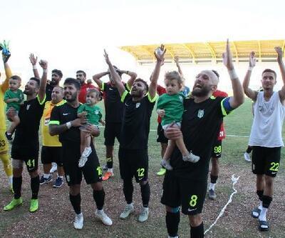 Manavgat, Karaman'ı 3-0 yendi