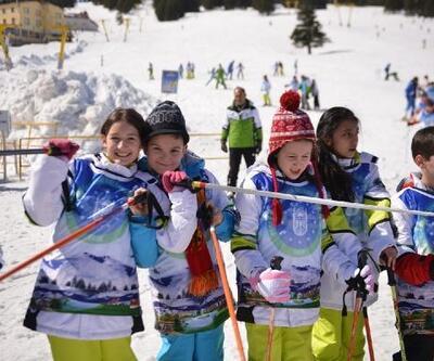 Bursa'da kış spor okulları için kayıtlar başladı